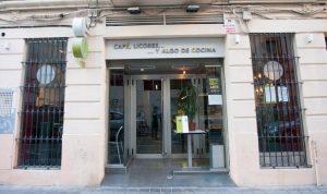 "Bar-Restaurante ""La Claudia"". Ruzafa. (Valencia)."