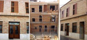 4 viviendas en Campanar (Valencia)